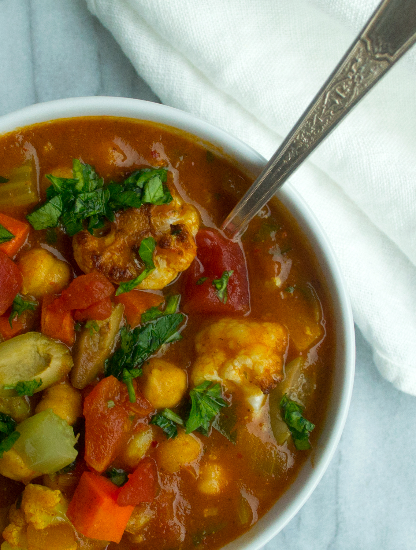 Moroccan_Spiced Stew