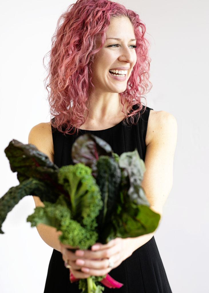 Alana Haldan Headshot Vegan Chef